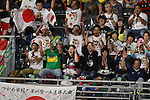 Fans,<br /> AUGUST 15, 2016 - Badminton : <br /> Men's Doubles Quarter-final<br /> at Riocentro - Pavilion 3<br /> during the Rio 2016 Olympic Games in Rio de Janeiro, Brazil. <br /> (Photo by Koji Aoki/AFLO SPORT)