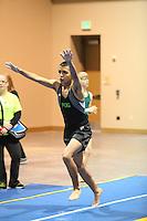 Mary Jane Gymnastics - STX 2015