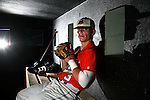 Scooter Gennett of Sarasota High School in Sarasota, Florida. Photo by Brian Blanco for USA Today