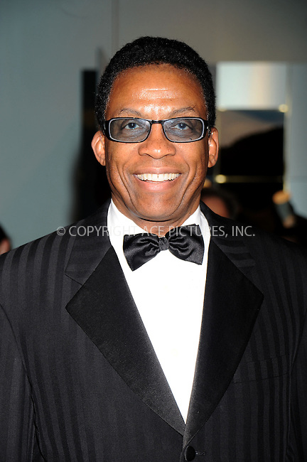 WWW.ACEPIXS.COM . . . . .....May 8, 2008. New York City.....Musician Herbie Hancock arrives at Time's 100 Most Influential People in The World held at  Jazz At Lincoln Center, Time Warner Center...  ....Please byline: Kristin Callahan - ACEPIXS.COM..... *** ***..Ace Pictures, Inc:  ..Philip Vaughan (646) 769 0430..e-mail: info@acepixs.com..web: http://www.acepixs.com