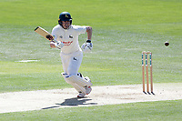 Ben Slater in batting action for Notts during Essex CCC vs Nottinghamshire CCC, Specsavers County Championship Division 1 Cricket at The Cloudfm County Ground on 14th May 2019