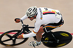 June 23, 2012:  Germany's, Alexander Reinelt, in action during the U.S. Grand Prix of Sprinting, Seven Eleven Velodrome, Colorado Springs, CO.
