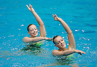 Melbourne 2006 Commonwealth Games - Synchronised Swimming
