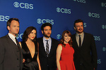 How I Met Your Mother Cast: Neil Patrick Harris, Colby Smuthers, Josh Radnor, Alyson Harrigan and Jason Segal at the CBS Upfront on May 15, 2013 at Lincoln Center, New York City, New York. (Photo by Sue Coflin/Max Photos)
