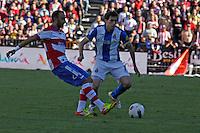 la liga, futbol,granadacf - rcd espanyol, 01mayo 2012