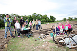 New Allotments at Newtown Cross..Photo NEWSFILE/Jenny Matthews.(Photo credit should read Jenny Matthews/NEWSFILE)....This Picture has been sent you under the condtions enclosed by:.Newsfile Ltd..The Studio,.Millmount Abbey,.Drogheda,.Co Meath..Ireland..Tel: +353(0)41-9871240.Fax: +353(0)41-9871260.GSM: +353(0)86-2500958.email: pictures@newsfile.ie.www.newsfile.ie.FTP: 193.120.102.198.