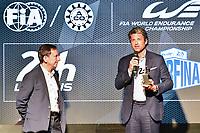 PATICK DEMPSEY (USA) 2019 SPIRIT OF LE MANS PIERRE FILLON (FRA) PRESIDENT AUTOMOBILE CLUB DE L'OUEST