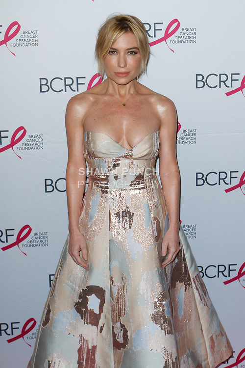 "Tracy Anderson attends The Breast Cancer Research Foundation ""Super Nova"" Hot Pink Party on May 12, 2017 at the Park Avenue Armory in New York City."