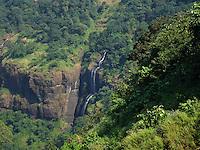 Waterfall in Khandala valley