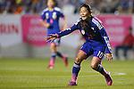 Homare Sawa (JPN), MAY 28, 2015 - Football / Soccer : KIRIN Challenge Cup 2015 match between Japan 1-0 Italy at Minaminagano Sports Park, <br /> Nagano, Japan. (Photo by Yusuke Nakansihi/AFLO SPORT)