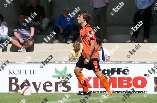 2010-09-05 / Seizoen 2010-2011 / Voetbal / Willebroek-Meerhof / Ian Vernimmen..Foto: mpics