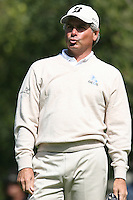 02/19/11 Pacific Palisades, CA: Fred Couples during the third round of the Northern Trust Open held at the Riviera Country Club.