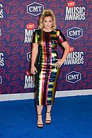 05 June 2019 - Nashville, Tennessee - Lauren Alaina. 2019 CMT Music Awards held at Bridgestone Arena. <br /> CAP/ADM/DMF<br /> ©DMF/ADM/Capital Pictures