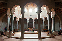 Church of San Michele Arcangelo in Perugia, Italy