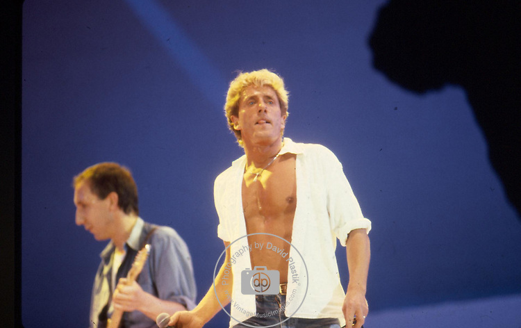 THE WHO The Who, Roger Daltrey, Pete Townsend,