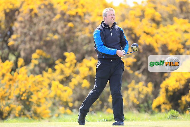 Richard Whitford (Knock Golf Club)<br /> playing in the Etihad Airways PGA Sprint at Seapoint Golf club.<br /> Picture:  Fran Caffrey www.golffile.ie