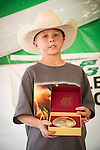 Winnemucca's Tri County Fair, Labor Day weekend..Layton Johnson, Winner of Dummy Roping