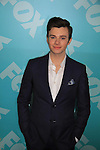 Glee's Chris Colfer at the 2013 Fox Upfront Post Party on May 13, 2013 at Wolman Rink, Central Park, New York City, New York. (Photo by Sue Coflin/Max Photos)