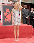 Jennifer Aniston  at her Jennifer Aniston Hand and Footprints Ceremony held at The Grauman's Chinese Theatre in Hollywood, California on July 07,2011                                                                               © 2011 DVS / Hollywood Press Agency