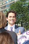 Matt Bomer and fans - Guiding Light - WHite CollarUSA Upfronts Lincoln Ctr. NYC (Photo by Sue Coflin/Max Photos)