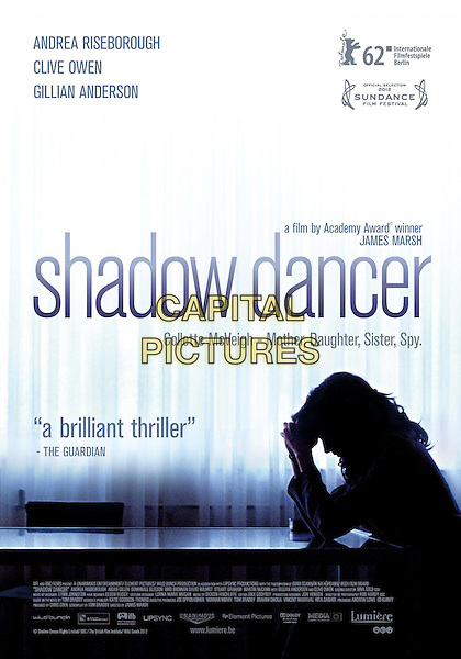 BRITISH POSTER ART<br /> in Shadow Dancer (2012) <br /> *Filmstill - Editorial Use Only*<br /> CAP/FB<br /> Image supplied by Capital Pictures