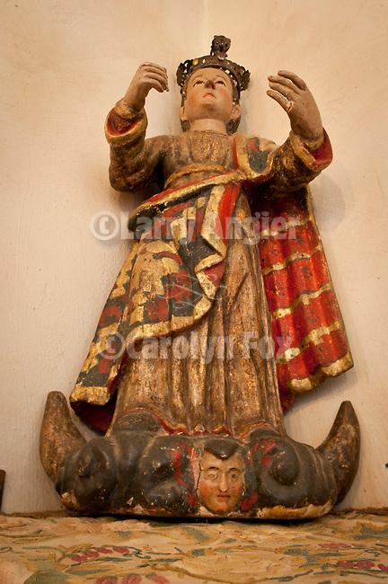 Infant Jesus of Prague, Mission San Antonio de Padua, California.