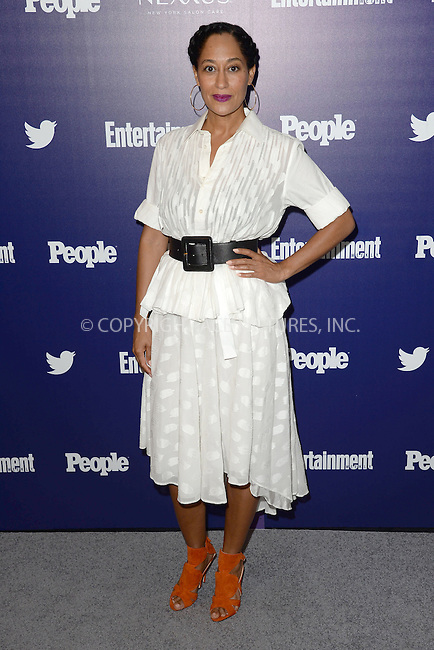WWW.ACEPIXS.COM<br /> May 11, 2015 New York City<br /> <br /> Tracee Ellis Ross attending the Entertainment Weekly and People celebration of The New York Upfronts at The Highline Hotel onMay 11, 2015 in New York City.<br /> <br /> Please byline: Kristin Callahan/AcePictures<br /> <br /> Tel: (646) 769 0430<br /> e-mail: info@acepixs.com<br /> web: http://www.acepixs.com