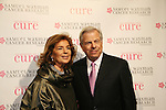 at the 12th Annual Collaborating For A Cure - a Dinner & Auction on November 18, 2009 to benefit the Samuel Waxman Cancer Research Foundation at the Park Avenue Armory, New York City, NY. (Photo by Sue Coflin/Max Photos)