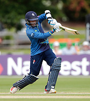 Daniel Bell-Drummond bats for Kent during the Royal London One Day Cup game between Kent and Gloucestershire at the County Ground, Beckenham, on June 3, 2018