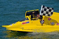 Winner Terry Rinker (#10)   (Formula 1/F1/Champ class)