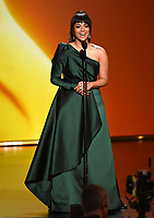 LOS ANGELES - SEPTEMBER 22: Lilly Singh onstage at the 71st Primetime Emmy Awards at the Microsoft Theatre on September 22, 2019 in Los Angeles, California. (Photo by Frank Micelotta/Fox/PictureGroup)