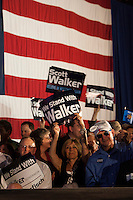 Governor Scott Walker Rally (2012)