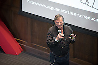 "Carlos L. de la Rosa, field biologist and director of Costa Rica's La Selva Biological Station for the Organization for Tropical Studies, talks about ""Bioliteracy and Sustainability: Can't have one without the other.""<br />