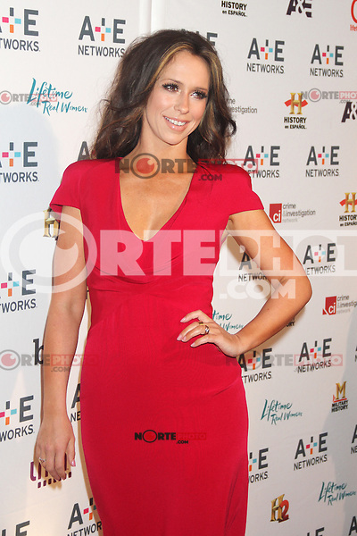 May 09, 2012 Jennifer Love Hewitt attends the A&E Network 2012Upfront at Lincoln Center in New York City. Credit: RW/MediaPunch Inc.