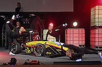 """SPR16 """"Melody"""" wird der Öffentlichkeit im Opel Auditorium vorgestellt"""