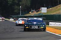 #108 BENTLEY TEAM M SPORT (GBR) BENTLEY CONTINENTAL GT3 ALEX BUNCOMBE (GBR) MARKUS PALTTALA (FIN) MAXIME SOULET (BEL)