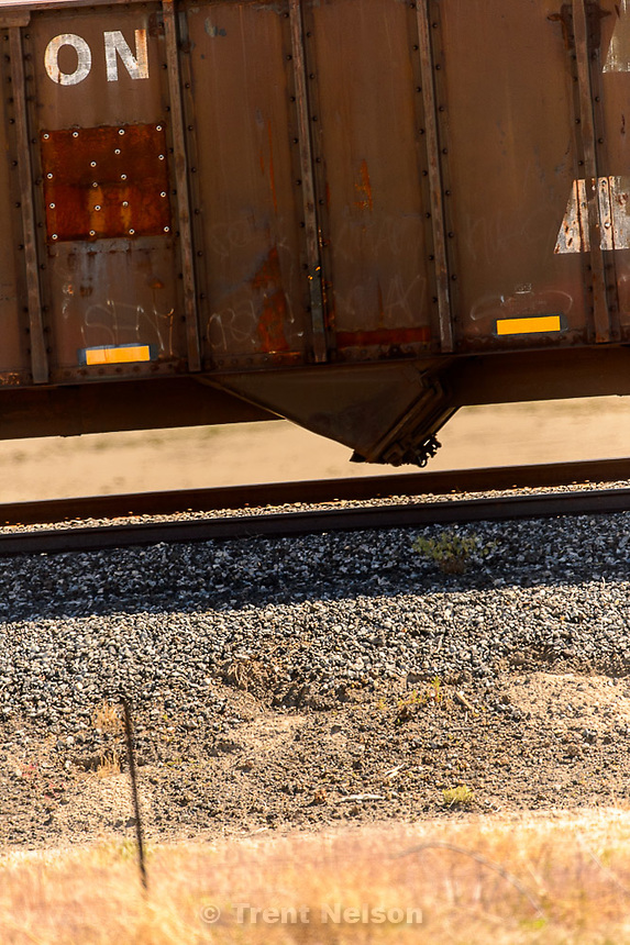 train cars, Monday May 25, 2015. Sequence #3