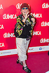 """Paco Clavel attends the premiere of the film """"Solo Química"""" at Palafox Cinema in Madrid, Spain. July 14, 2015.<br />  (ALTERPHOTOS/BorjaB.Hojas)"""