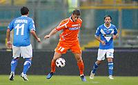 17-10-2010 Brescia italia sport calcio<br /> Brescia-Udinese Calcio Serie A<br /> nella foto German Denis<br /> foto Prater/Insidefoto