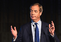 OCT 18 Nigel Farage Brexit Party Rally