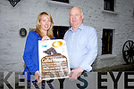 COFFEE MORNING: At Kate Brownes Bar & Restaurant, Ardfert on Friday evening, Mary Brick and Jimmy Browne of Kate Brownes Ardfert announced details of the Coffee morning  which will be at Kate Brownes Bar & Restaurant Ardfert on Saturday June 29th to raise money for Recovery Haven