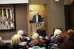 GERMANY. 15.4.2016, Berlin Hotel Waldorf Astoria. 9th annual Conference of the Hebrew University of Jerusalem. Men ahem Ben-Sasson, president of the Hebrew University of Jerusalem.