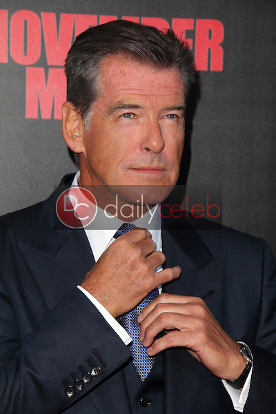 Pierce Brosnan<br />