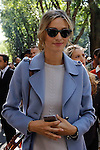 Beatrice Borromeo Casiraghi is seen outside the Emporio Armani fashion shows as part of the Milan's Fashion Week Women's wear Spring/Summer 2016, in Milan on September 25, 2015.