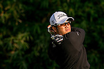 Thitiphun Chuayprakong of Thailand tees off the 15th hole during the 58th UBS Hong Kong Golf Open as part of the European Tour on 09 December 2016, at the Hong Kong Golf Club, Fanling, Hong Kong, China. Photo by Marcio Rodrigo Machado / Power Sport Images