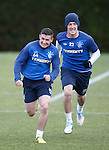 Fraser Aird and Ross Perry