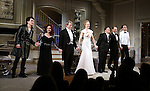 'It's Only A Play' cast change curtain call
