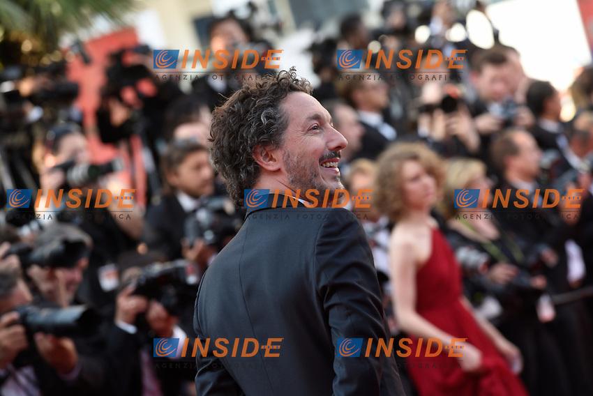 Guillaume Gallienne<br /> 28-05-2017 Cannes <br /> 70ma edizione Festival del Cinema <br /> Awards night . Serata Finale <br /> Foto Panoramic/Insidefoto