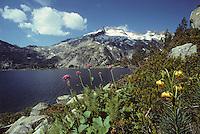 Europe/France/Midi-Pyrénées/65/Hautes-Pyrénées/Parc National des Pyrénées/Massif de Néouvielle: Lac d'Aumar