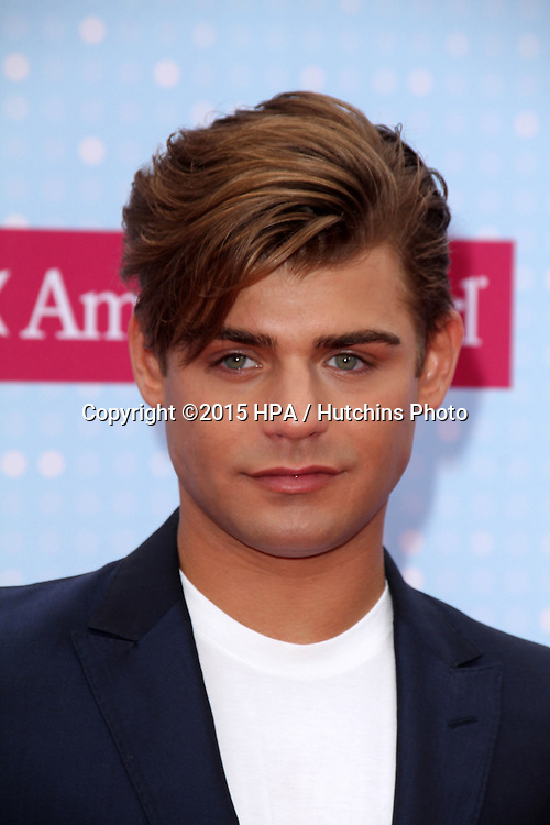 LOS ANGELES - FEB 25:  Garrett Clayton at the Radio DIsney Music Awards 2015 at the Nokia Theater on April 25, 2015 in Los Angeles, CA